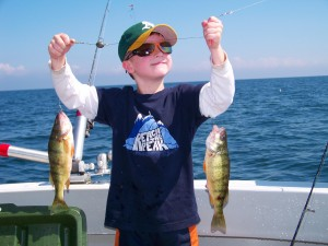 bring it on lake erie walleye charters in geneva ashtabula and conneaut waters of lake erie